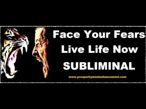 Download Face Your Fears - Live Your Dreams Theta Subliminal Messages