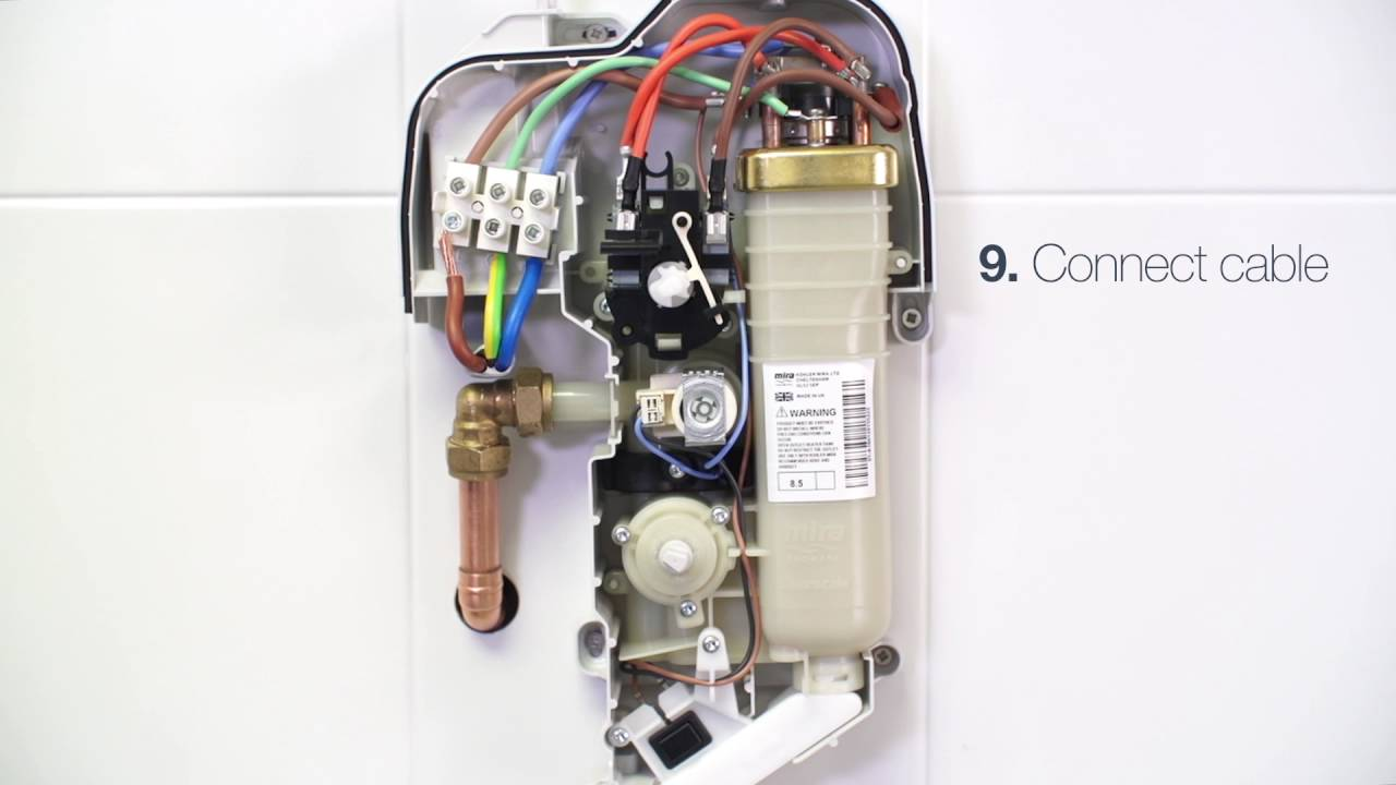 Shower Rcd Wiring Diagram Electric Shower Wiring An Electric Shower