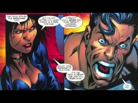 The Legend Of Superboy Prime-The Most Hated One