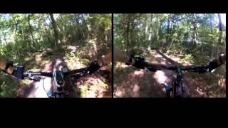 26er vs 29er XC Mountain Bikes-Anthem X and RDO
