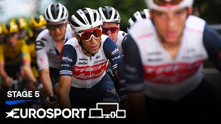 Giro d'Italia 2020 - Stage 5 Highlights | Cycling | Eurosport