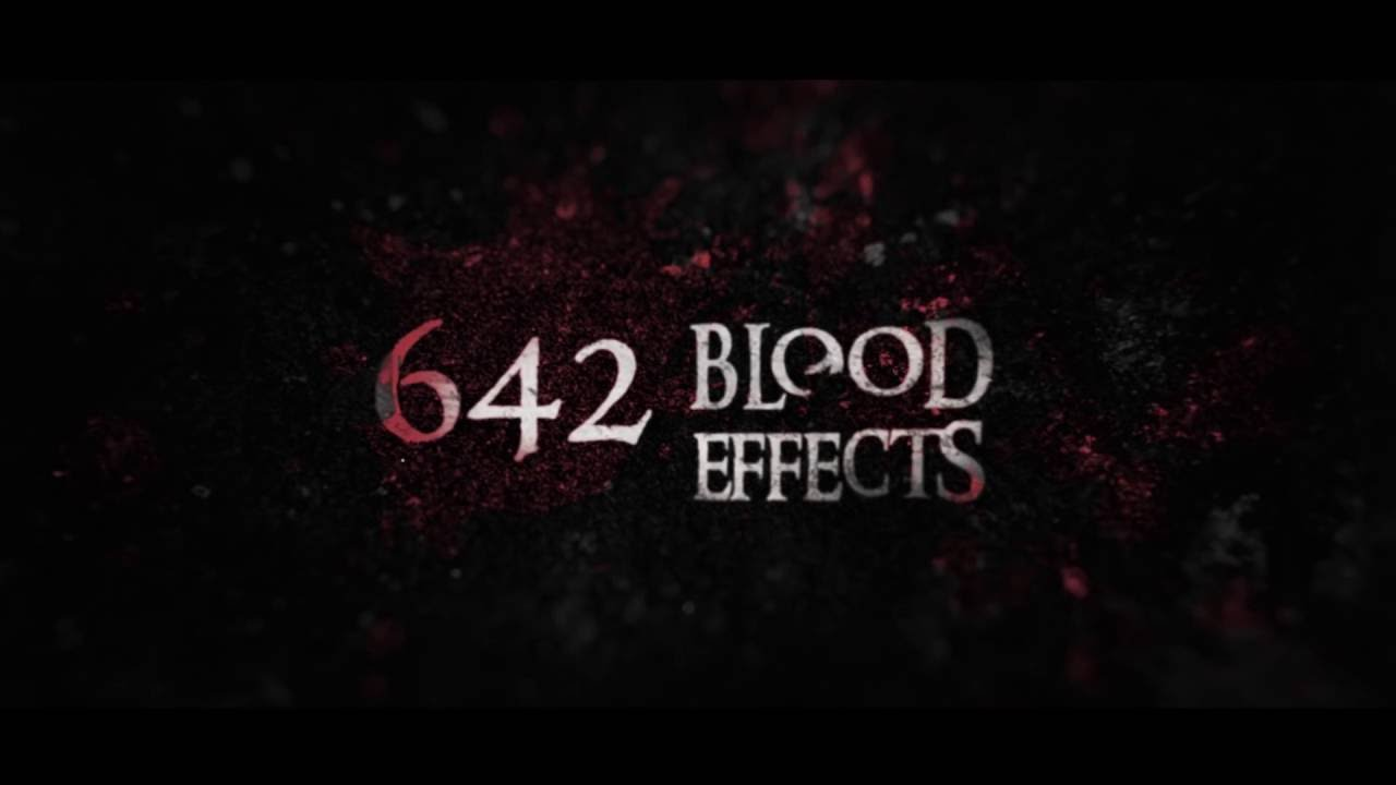Rampant Design Tools - Blood Effects Phần 1 - Free downlaod