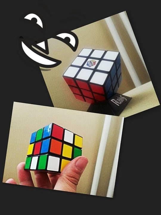 Rubikin Kuution Ratkaisu