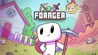 Forager PL #4 - Nowy kilof, wyspy z zadaniami i wielkie Szkielety!