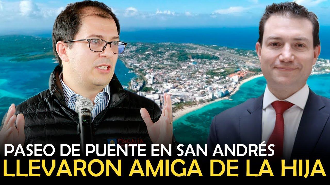FISCAL Y CONTRALOR DE PUENTE EN SAN ANDRÉS