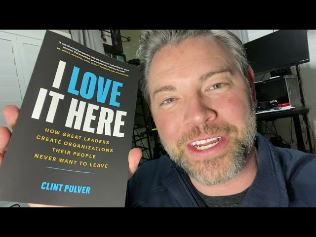 Review of Clint Pulver book I Love It Here with Jason Hewlett