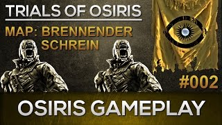 Destiny Osiris Gameplay #002 / Brennender Schrein