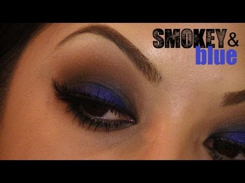 Tutorial: Quick Smokey&Blue