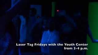 Lazer Tag with the Youth Center - Youth Center Round Up - YCTV 1408