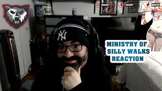 Ministry of Silly Walks - Reaction Video
