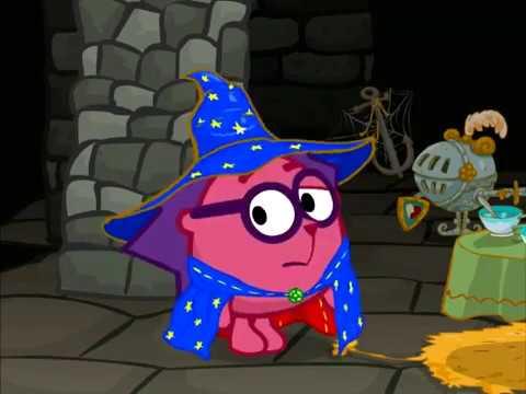 Смешарики - Два Волшебника (Версия Ёжика) (2010)