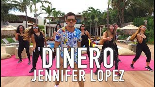 Dinero - Jennifer Lopez by Cesar James Cardio Extremo Cancun Zumba