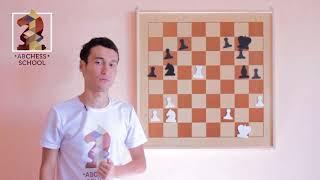 Онлайн уроки по шахматам - защита от двойного удара(, 2017-11-13T17:39:12.000Z)