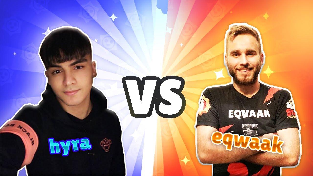 HYRA vs RZM64 vs ICEPIPER (BS Battle) • Brawl Stars