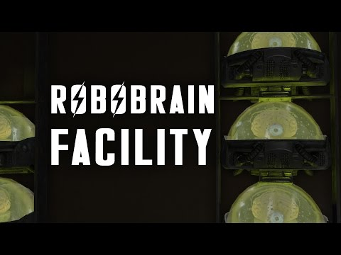 Automatron 4: The Twisted Story of the Secret Robobrain Facility - Fallout 4 Lore