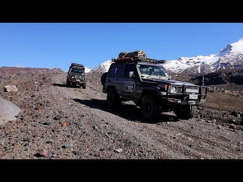 4WD New Zealand: Central Plateau Expedition Ep 3 Desert Road