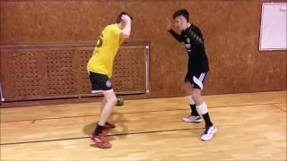 Fitness   handball training