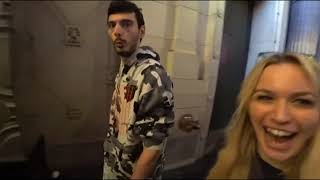 Yuber Gets Jumped and Teeth Knocked Out By Some Gang Members Selling Drugs Out A Car