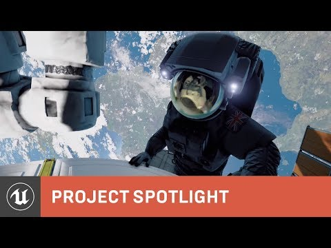 BBC Home: A VR Spacewalk | Project Spotlight | Unreal Engine