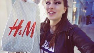 Я Обожаю H&M! Покупка Одежды, Наряд Дня, Надо Мной Смеются Байкеры