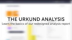 An introduction to the new Urkund Analysis