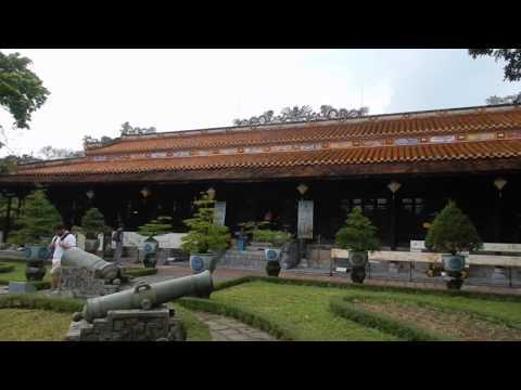 Hue Museum of Royal Antiquities (Bảo tàng Cổ vật Cung đình Huế) @ Hue, Vietnam