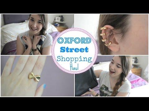 Oxford Street Haul