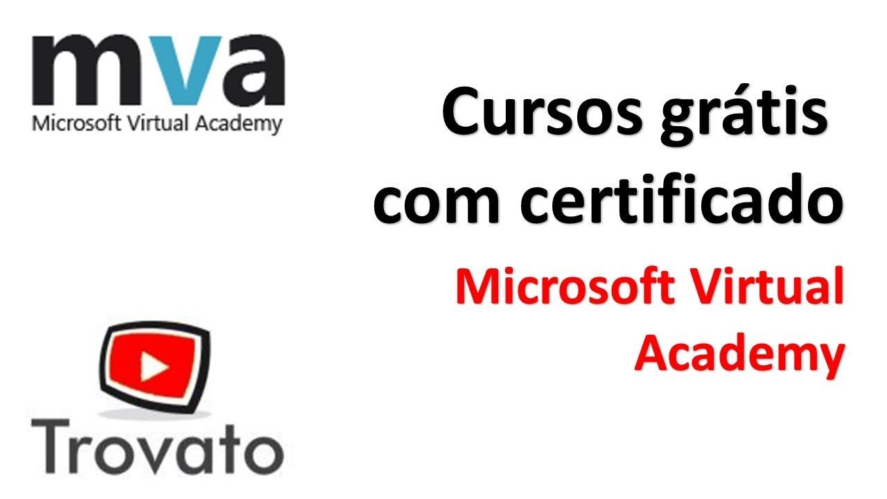 Cursos gratuitos com certificados microsoft virtual academy mva cursos gratuitos com certificados microsoft virtual academy mva 1betcityfo Gallery