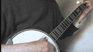 Cornbread and Butterbeans - Clawhammer Banjo
