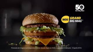 connectYoutube - McDonald's Grand Big Mac