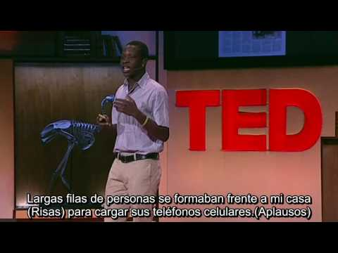 William Kamkwamba_TED 2009_Subtitulos en Español Videos De Viajes