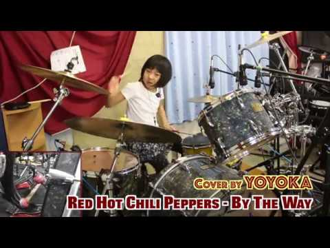 Red Hot Chili Peppers - By The Way / Cover By Yoyoka, 9 Year Old