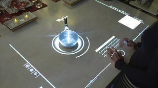 Tasting The Future Of Kitchen Technology | Swipe(In this edition of Swipe, Gemma Morris takes a look at futuristic kitchen tech - including interactive touchscreen cooktops and holographic dining. Stuart Duggan ..., 2014-09-05T20:38:15.000Z)