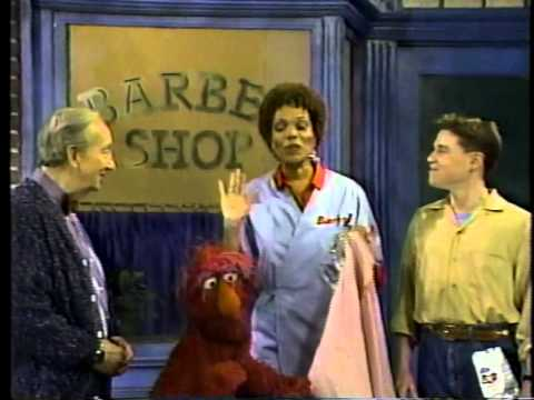 Classic Sesame Street - Telly's Haircut