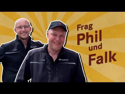 Rosenbauer Drehleitern: Frag Phil und Falk – Abstützung
