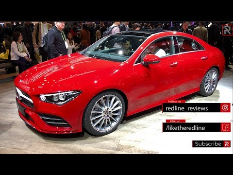 2020 Mercedes-Benz CLA250 – Redline: First Look – 2019 CES