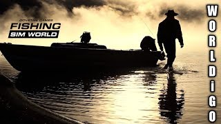 Dovetail Fishing League Trailer (2018)   PS4 / XBOX / PC