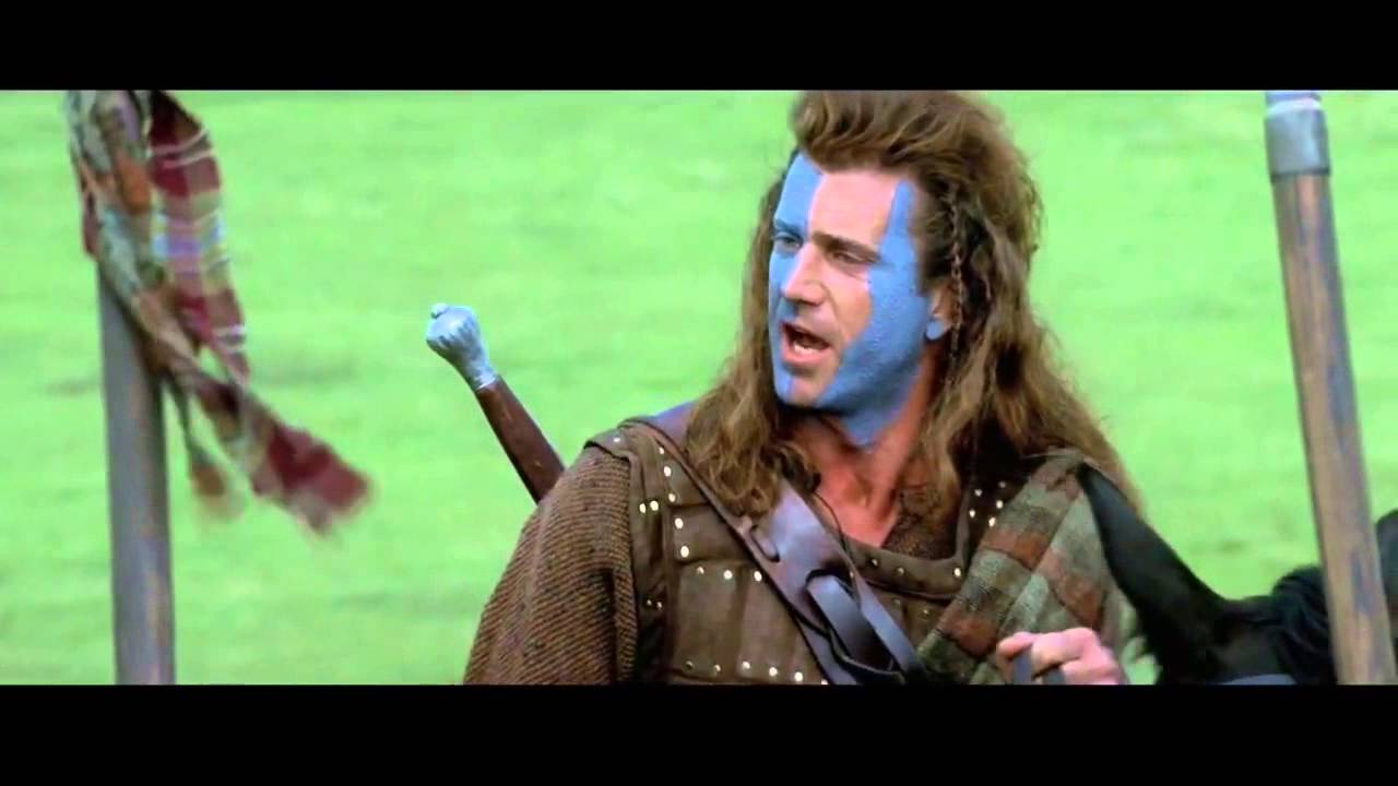 a summary of the last scene in braveheart