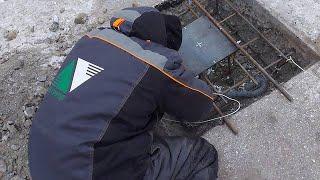 Заказав выполнение бетонных работ