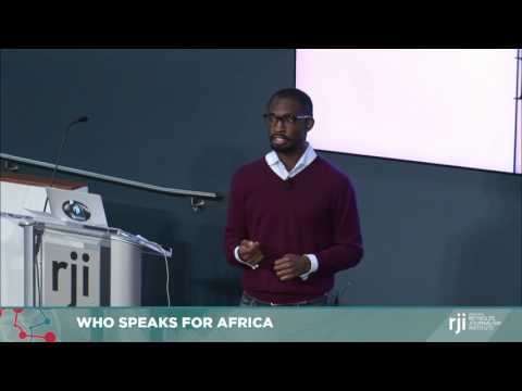 Uzo Iweala: Who speaks for Africa