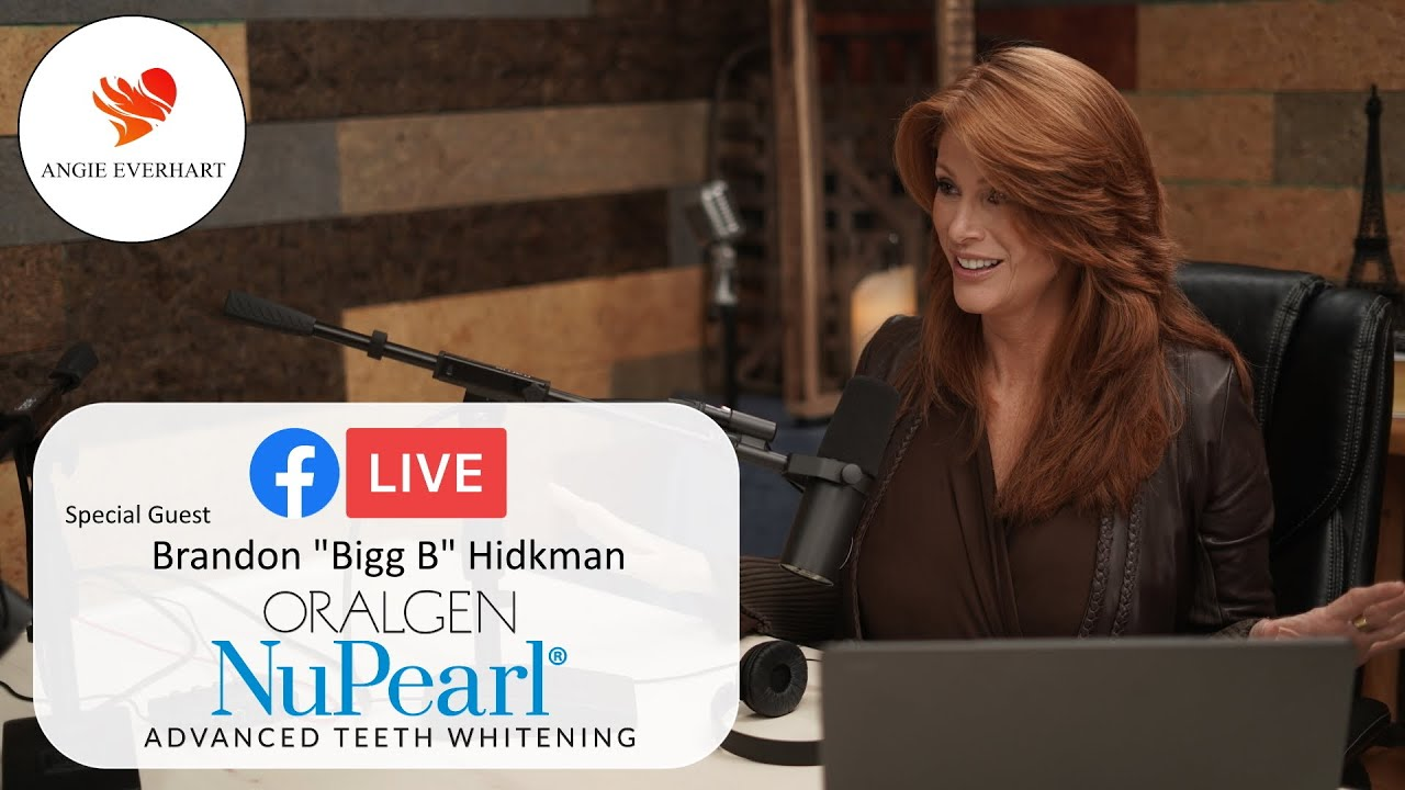 Angie Everhart Playboy on air with angie everhart brandon, bigg b, hickman