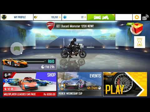 ASPHALT 8 SUPER RACE ON PEARL HARBOR EVENT