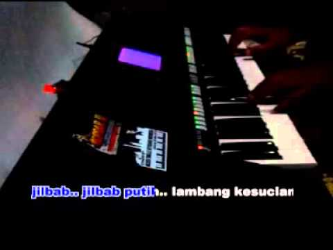Jilbab Putih Karaoke Yamaha PSR