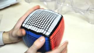 Кубик Рубика 13x13 Moyu - полный обзор. Купить кубик 13х13 по ссылке(Купить кубик Рубика 13x13 Moyu: http://mozgus.com.ua/shop/product/kubik-13x13x13-moyu Кубик 13 на 13 - это кубик Рубика с самым большим колич..., 2014-12-24T14:11:35.000Z)
