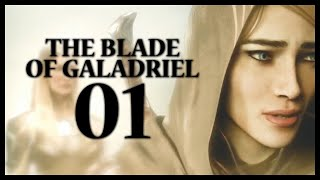 The Blade of Galadriel DLC Gameplay Part 1 (Middle Earth Shadow of War)