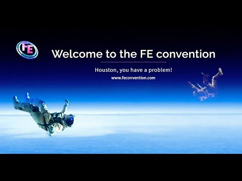 Flat Earth Convention Amsterdam September 28th thumbnail
