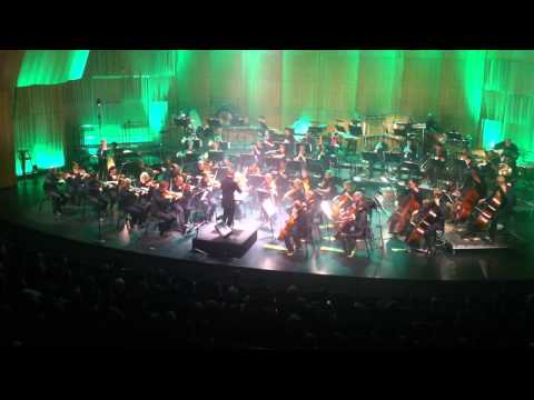 Super Mario suite - SCORE - Gävle symfoniorkester med Charles Hazlewood 12 oktober 2013