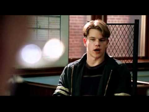 Courtroom Scene Good Will Hunting