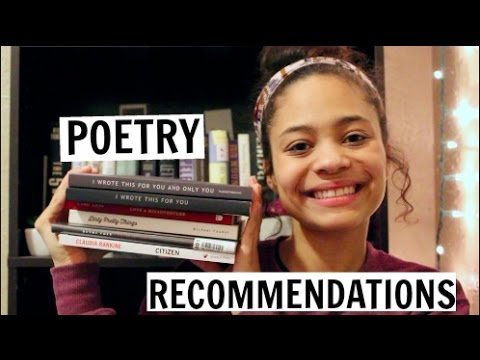 POETRY RECOMMENDATIONS