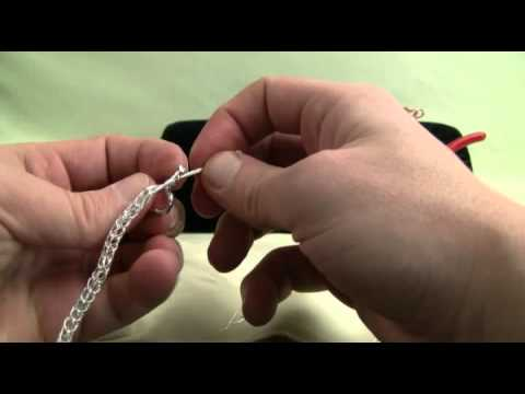How To Knit Viking Knitting Bracelets 2 Youtube